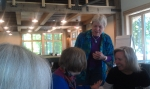Poetry Workshop at Honesdale, 2012, Joy 2