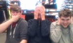 Hear, See, Speak no Evil