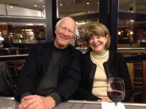 Sandy and David