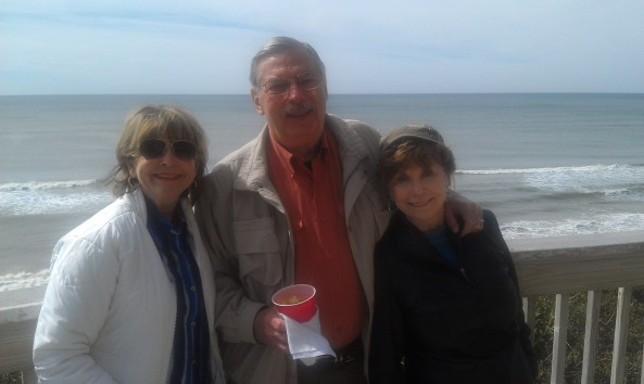 Sandy, Larry, and Maryann