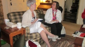 Poetry Workshop at Honesdale, 2011 024