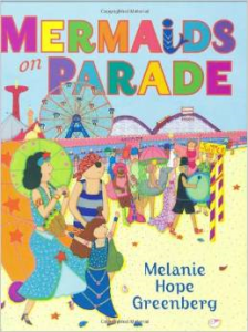 Mermaids on parade