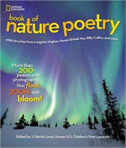 Pat Lewis and Book of Nature Poetry