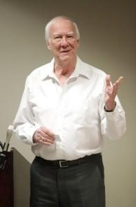 David speaking, 1-16-14