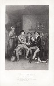 Auld Lang Syne by John_Masey_Wright_-_John_Rogers_-_Robert_Burns_