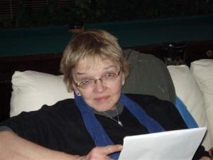 Cheryl Harness, 1